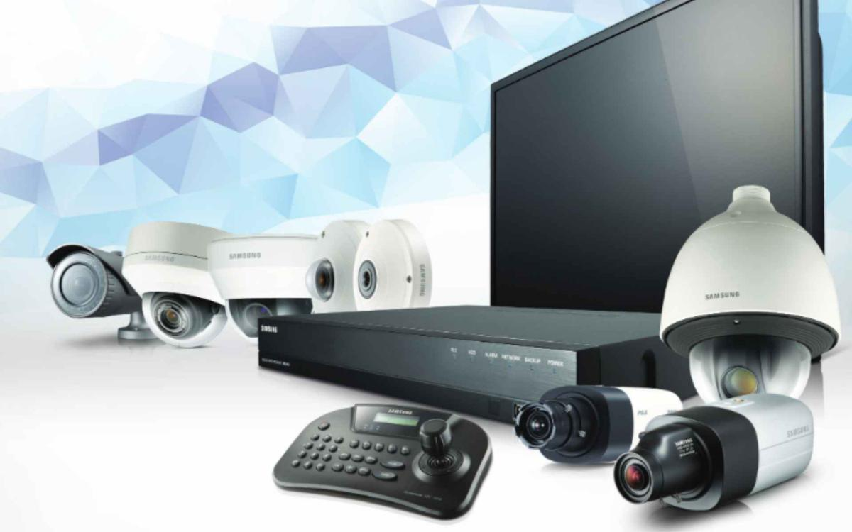 Professional CCTV Suivellance Security System